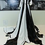 NLD/Amsterdam/20100512 - Opening expositie songfestivaljurken getiteld 'May we have your dress please?! , jurk van Linda Wagenmakers