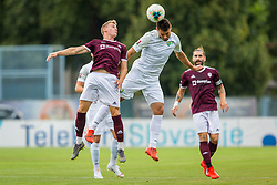 Players during Football match between NK Triglav Kranj and NK Rudar Velenje in Round #3 of Prva liga Telekom Slovenije 2019/20, on July 27, 2019 in Sports park Kranj, Kranj, Slovenia. Photo by Ziga Zupan / Sportida