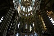 Abadia del Mont Saint Michel<br /> <br /> Abbey of Mont Saint Michel