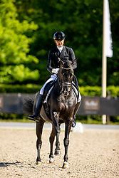 Minderhoud Hans Peter, NED, Glock's Dream Boy N.O.P.<br /> Nederlands Kampioenschap<br /> Ermelo 2021<br /> © Hippo Foto - Dirk Caremans<br />  06/06/2021