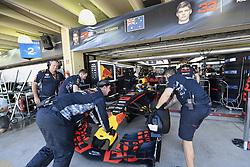 November 10, 2017 - Sao Paulo, Brazil - Motorsports: FIA Formula One World Championship 2017, Grand Prix of Brazil, .#3 Daniel Ricciardo (AUS, Red Bull Racing) (Credit Image: © Hoch Zwei via ZUMA Wire)