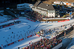 Women 12.5 km Mass Start at day 4 of IBU Biathlon World Cup 2015/16 Pokljuka, on December 20, 2015 in Rudno polje, Pokljuka, Slovenia. Photo by Urban Urbanc / Sportida