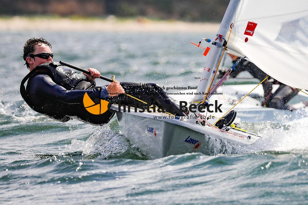 , Travemünder Woche 19. - 28.07.2019, Laser 4.7 - GER 181626 - Erik PITZNER - Lübecker Yacht-Club e. V