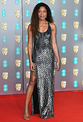 Naomie Harris attending the 73rd British Academy Film Awards held at the Royal Albert Hall, London. Photo credit should read: Doug Peters/EMPICS Entertainment