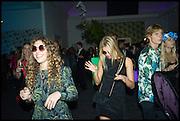 Sotheby's Frieze week party. New Bond St. London. 15 October 2014.