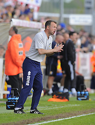 Marcus Stweart - Photo mandatory by-line: Joe Meredith/JMP - Mobile: 07966 386802 03/05/2014 - SPORT - FOOTBALL - Bristol - Memorial Stadium - Bristol Rovers v Mansfield - Sky Bet League Two