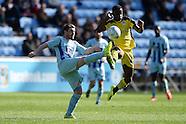 Coventry City v Colchester United 110415