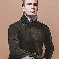 Evan for Klass Model MGMT, Portait of Evan, Katy Whitt Photography,
