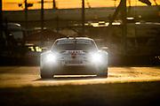 January 22-26, 2020. IMSA Weathertech Series. Rolex Daytona 24hr. #911 Porsche GT Team Porsche 911 RSR, GTLM: Matt Campbell, Nick Tandy, Fred Makowiecki
