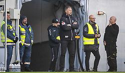 April 29, 2018 - Kalmar, SVERIGE - 180429 Malmö FFs tränare Magnus Pehrsson under fotbollsmatchen i Allsvenskan mellan Kalmar och Malmö den 29 april 2018 i Kalmar  (Credit Image: © Suvad Mrkonjic/Bildbyran via ZUMA Press)