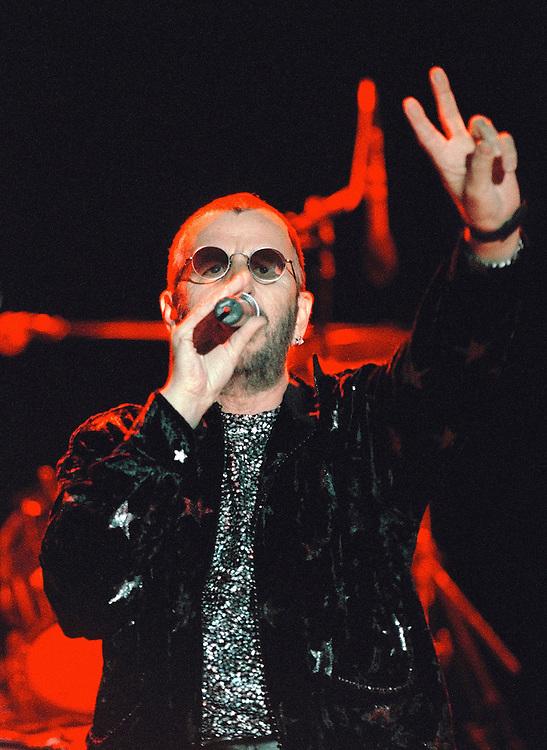 Ringo Star på Skanderborg Festival 1998.