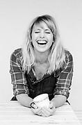 Swedish chef Tina Nordström, 2017.<br /> Photo by Ola Torkelsson<br /> Copyright Ola Torkelsson ©
