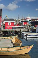 Fishing boats, Lunenburg Nova Scotia