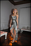 KIMBERLEY GARNER, White By Agadir -  launch party <br /> to promote the Moroccan resort of Agadir , Il Bottaccio, 9 Grosvenor Place, London, 4 November 2014