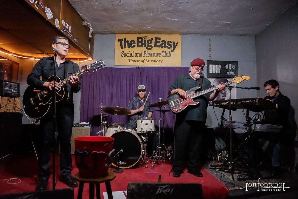 The Big Easy, Houston, Texas