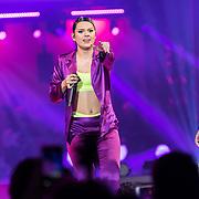 NLD/Amsterdam/20191115 - Chantals Pyjama Party in Ziggo Dome, Famke Louise