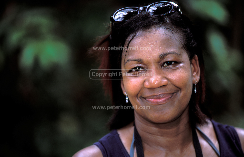 Lorna Brooks in Langkawi.