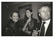 ISABEL GOLDSMITH, INDIA JANE BIRLEY, SEBASTIAN TAYLOR, India Jane Birley, pv. 1997.