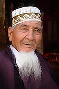 Muslim man in Leh, Ladakh, India