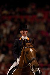 Cornelissen Adelinde (NED) - Parzival<br /> Stockholm International Horse Show 2009<br /> © Hippo Foto - Rinaldo de Craen