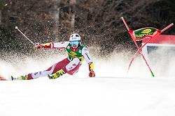 Stefan Brennsteiner (AUT) during the Audi FIS Alpine Ski World Cup Men's Giant Slalom at 60th Vitranc Cup 2021 on March 13, 2021 in Podkoren, Kranjska Gora, Slovenia Photo by Grega Valancic / Sportida