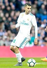 Real Madrid vs Deportivo Alaves - 24 Feb 2018