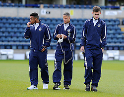 - Photo mandatory by-line: Dougie Allward/JMP - Mobile: 07966 386802 26/04/2014 - SPORT - FOOTBALL - High Wycombe - Adams Park - Wycombe Wanderers v Bristol Rovers - Sky Bet League Two