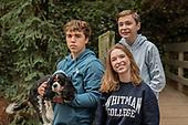 Emily's family 2020