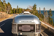 Of course, we arrived in style...in a beautiful Pendleton 100th Anniversary Airstream trailer (Wally was waiting for us back on th west coast)