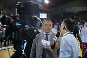 Bianchi Egidio<br /> Germani Basket Brescia - EA7 Emporio Armani Milano<br /> LegaBasket serieA 2017-2018<br /> Play Off Semifinale Gara3<br /> Brescia 28/05/2018<br /> Foto Ciamillo-Castoria \\ Vincenzo Delnegro