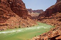 Rafting the Grand Canyon. Grand Canyon National Park, AZ.