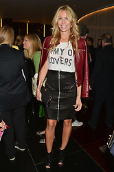 MELISSA ODABASH at the Launch Of Alain Ducasse's Rivea Restaurant At The Bulgari Hotel, 171 Knightsbridge, London on 8th May 2014.