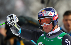 21.01.2011, Hahnenkamm, Kitzbuehel, AUT, FIS World Cup Ski Alpin, Men, Super G, im Bild //  Aksel Lund Svindal (NOR) // during the men super g race at the FIS Alpine skiing World cup in Kitzbuehel, EXPA Pictures © 2011, PhotoCredit: EXPA/ S. Trimmel