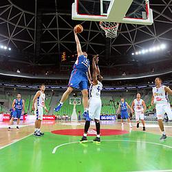 20110808: SLO, Basketball - Adecco Cup, BiH vs Serbia