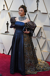 February 24, 2019 - Los Angeles, California, U.S - RUTH E. CARTER during red carpet arrivals for the 91st Academy Awards, presented by the Academy of Motion Picture Arts and Sciences (AMPAS), at the Dolby Theatre in Hollywood. (Credit Image: © Kevin Sullivan via ZUMA Wire)