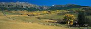 Colorado Ranch in Fall