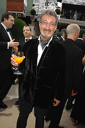 EDDIE JORDAN at the Ark 2007 charity gala at Marlborough House, Pall Mall, London SW1 on 11th May 2007.<br />