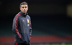 File photo dated 10-10-2018 of Spain manager Luis Enrique. Issue date: Tuesday June 1, 2021.