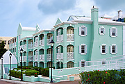 Quaint apartments, Hamilton, Bermuda