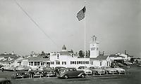 1952 Farmers Market at Fairfax Ave. & Third St.