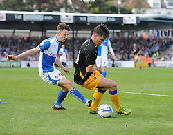 - Photo mandatory by-line: Joe Meredith/JMP - Mobile: 07966 386802 03/05/2014 - SPORT - FOOTBALL - Bristol - Memorial Stadium - Bristol Rovers v Mansfield - Sky Bet League Two