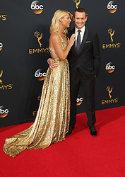 September 18, 2016 - Los Angeles, CA, United States - 18 September 2016 - Los Angeles, California - Claire Danes, Hugh Dancy. 68th Annual Primetime Emmy Awards held at Microsoft Theater. Photo Credit: AdMedia (Credit Image: © AdMedia via ZUMA Wire)