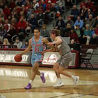 Men's Basketball: Augsburg University Auggies vs. Saint John's University (Minnesota) Johnnies