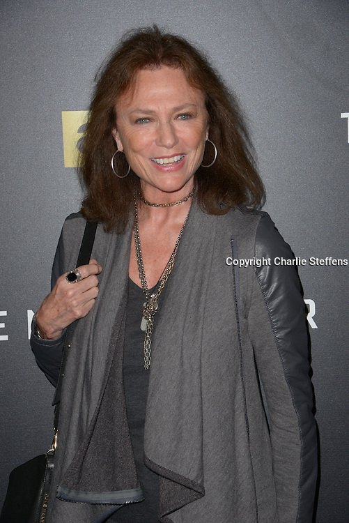 """Jacqueline Bisset attends the premiere of AMC's """"The Night Manager"""" at DGA Theater on April 5, 2016 in Los Angeles, California. (Photo: Charlie Steffens/Gnarlyfotos)"""