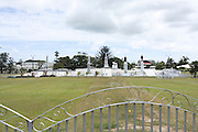 Tonga cemetery