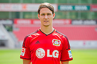 German Soccer Bundesliga - Photocall Bayer 04 Leverkusen on August 4th 2014: Philipp Wollscheid.