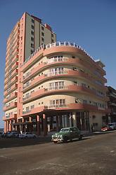Hotel Deauville in Centro; Havana; Cuba,