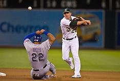 20090922 - Texas Rangers at Oakland Athletics (Major League Baseball)