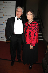 LORD & LADY ARCHER OF SANDWELL at the 2nd Fortune Forum Summit and Gala Dinner held at the Royal Courts of Justice, The Strand, London on 30th November 2007.<br /><br />NON EXCLUSIVE - WORLD RIGHTS