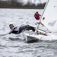 Laser Fleet race (20130317)